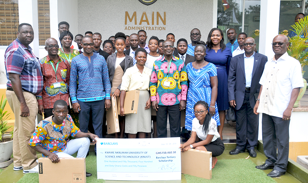 Barclays Bank Supports Brilliant but Needy Students