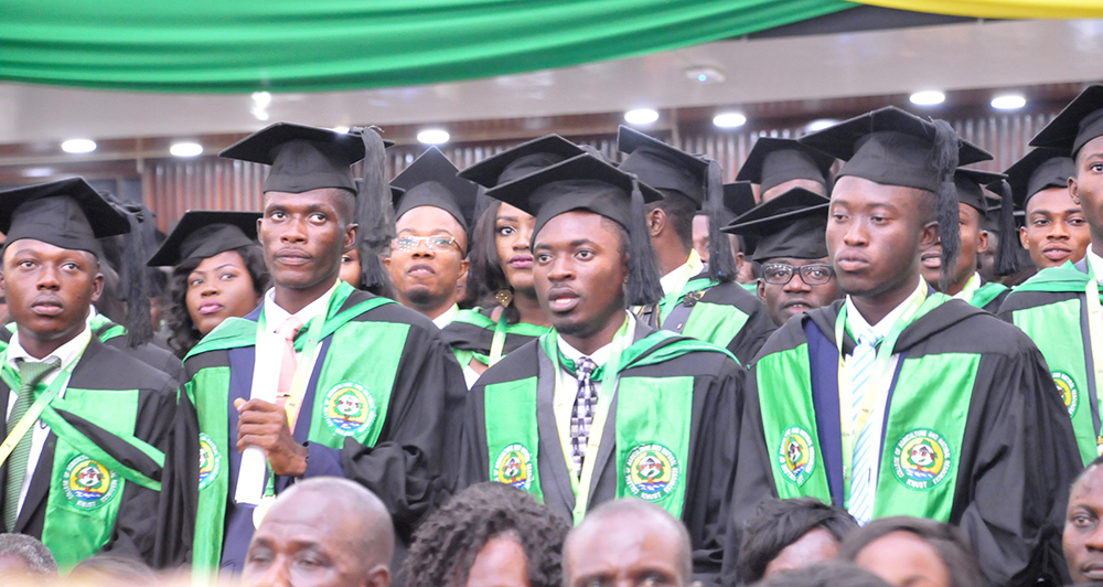 CANR Graduates Highest Number of PhD Students for 2018 Congregation