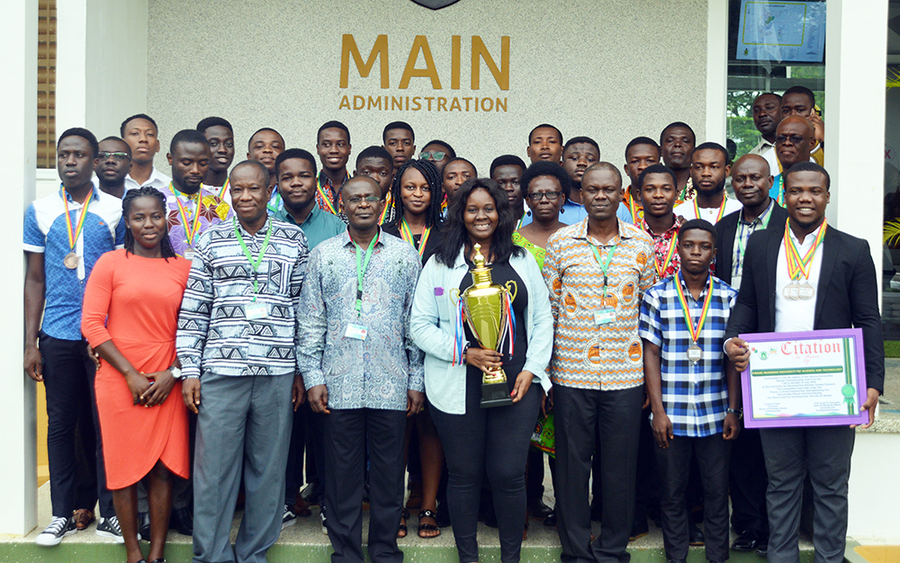 KNUST Debate Team Wins National Competition