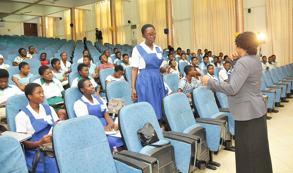 Maiden STEM Camp for Girls Project Opens