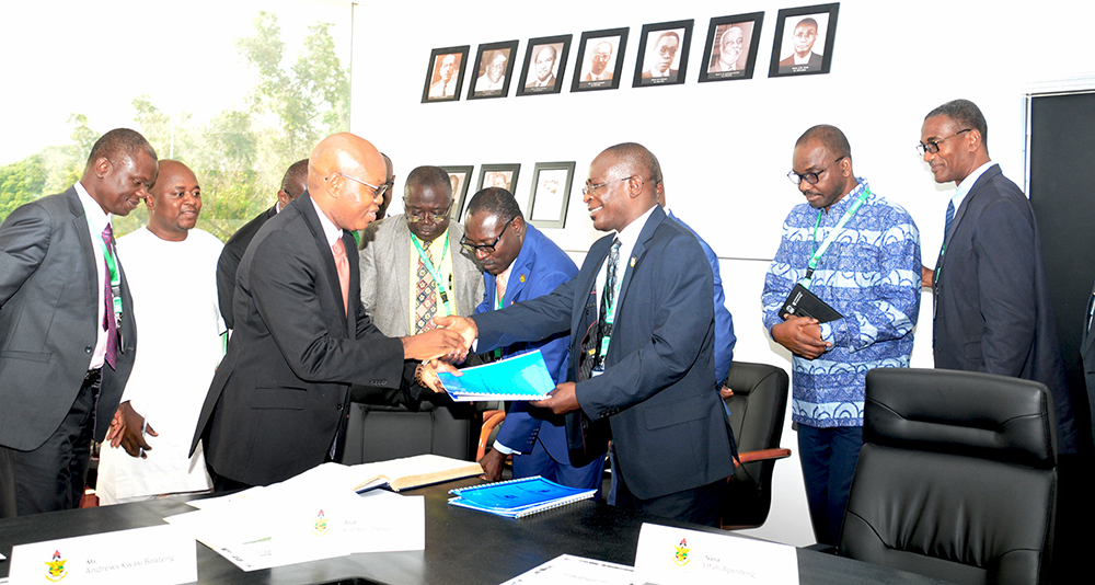 Three Sierra Leonean Universities Partner KNUST