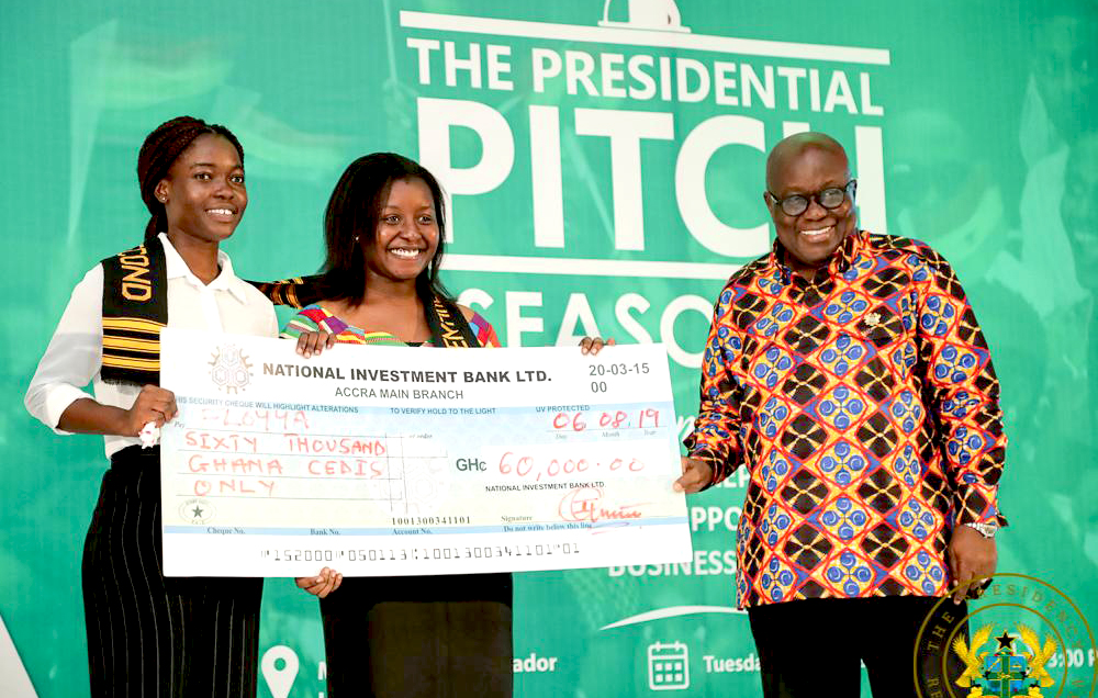 Presidential Pitch Season II Competition
