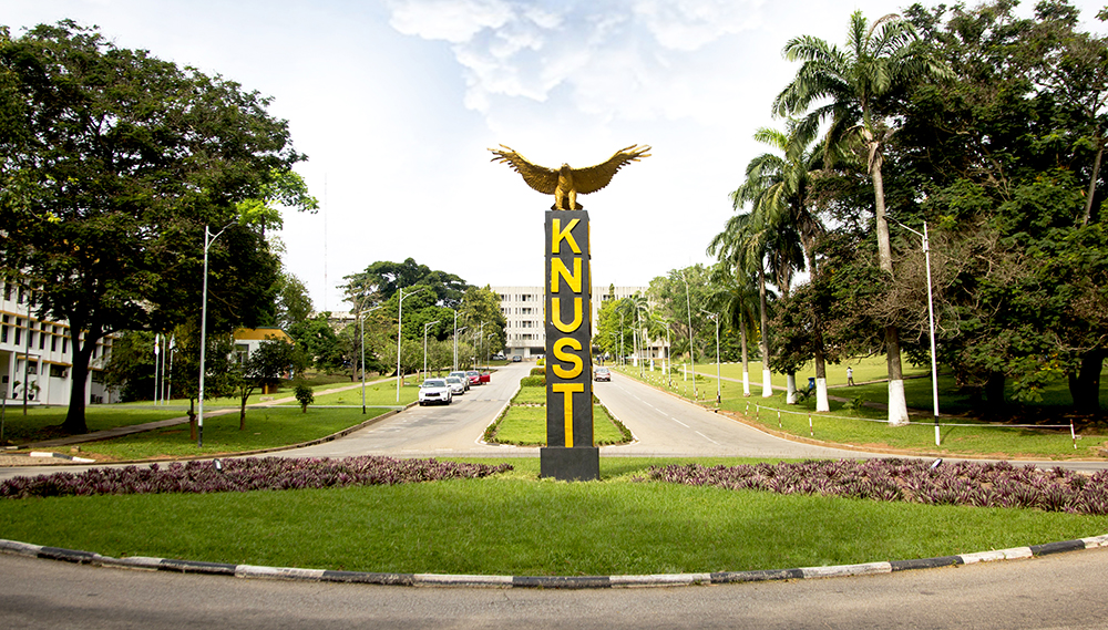 KNUST Ranked as the Best University in West Africa