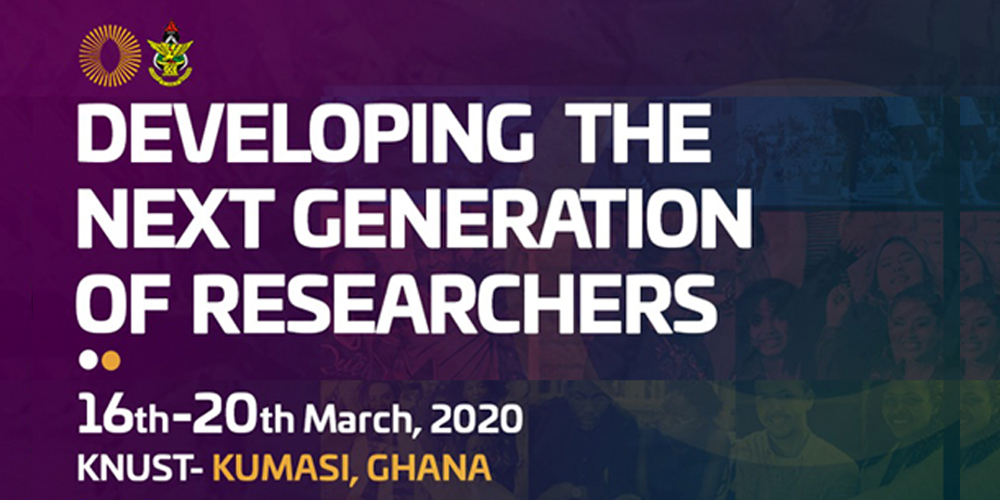 Developing the Next Generation of Researchers Workshop 2020