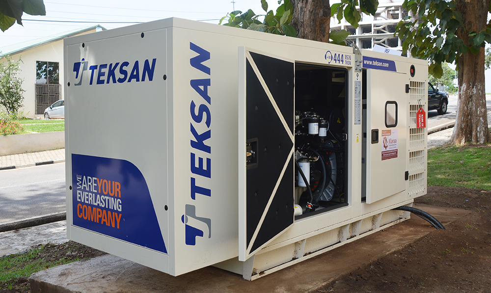 KNUST CBD Generator Set to Support Its Operations