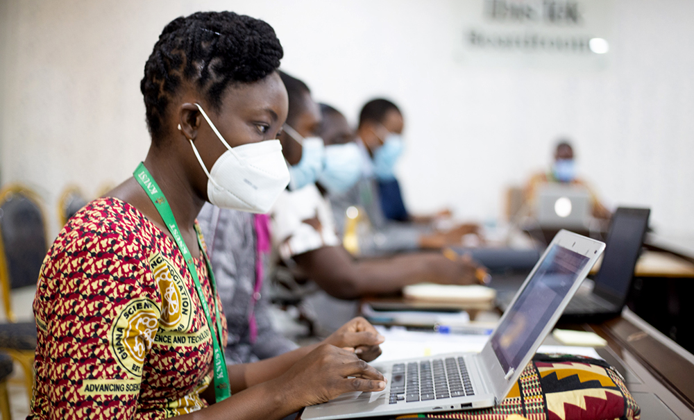 Ghana Science Association Holds 2021 Webinar