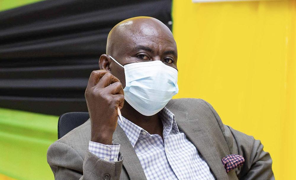 Dr. Chris Adomako-Kwakye