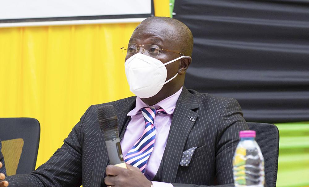 Dr. Ernest Owusu-Dapaa