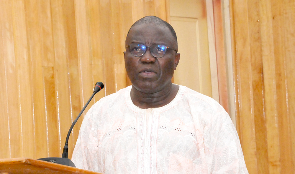Dr. Kofi Owusu Daaku