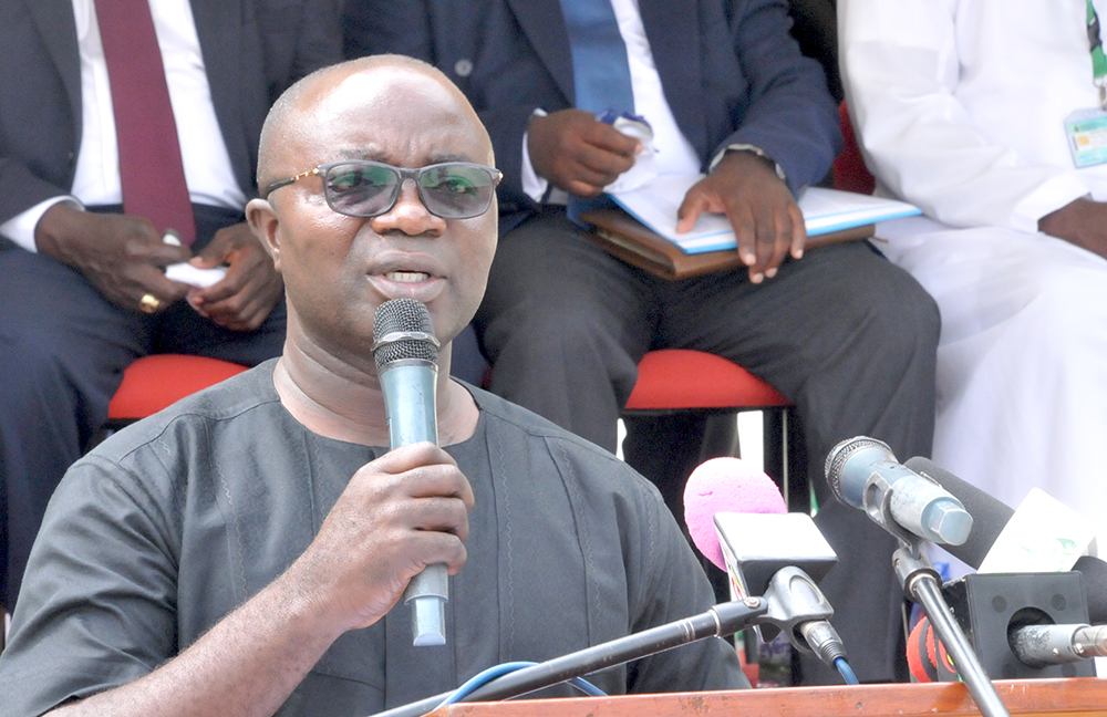 Honourable Osei Assibey Antwi