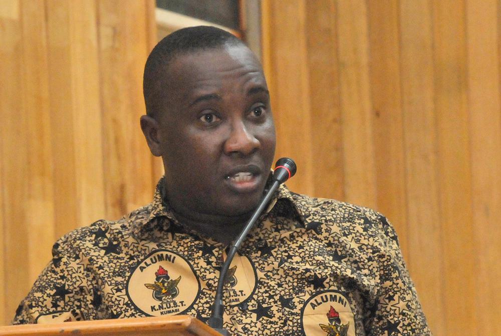 Mr. Kwasi Agbesi