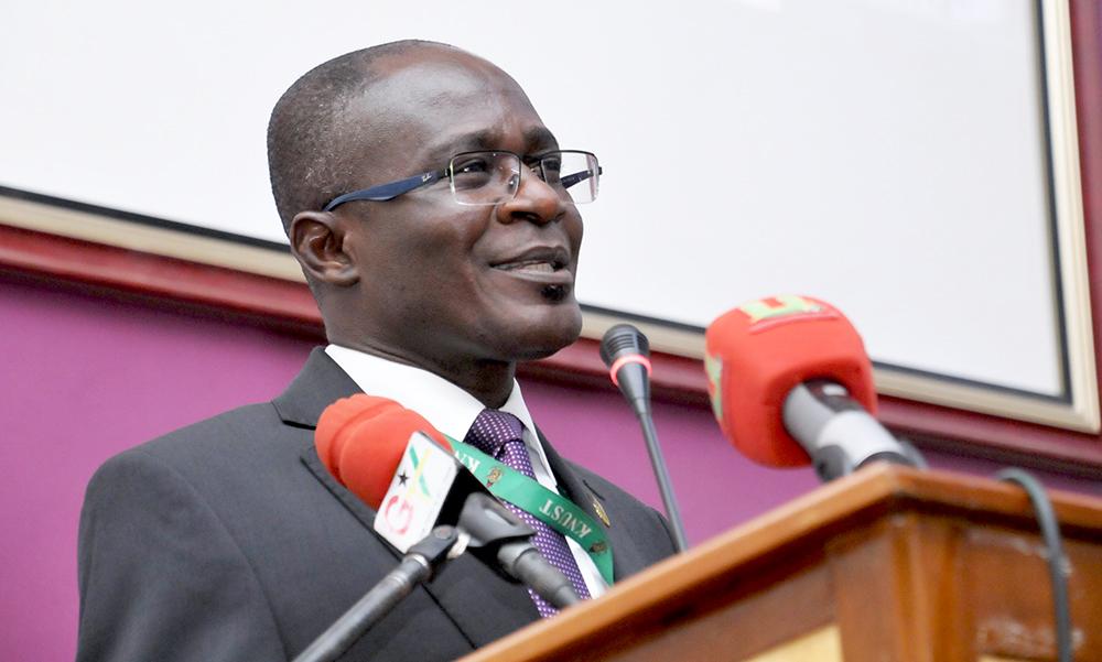 Professor Kwasi-Obiri-Danso