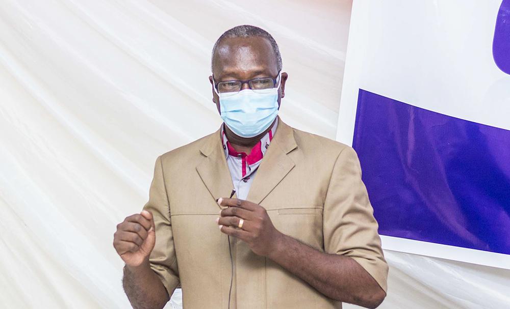 Professor Benjamin Emikpe
