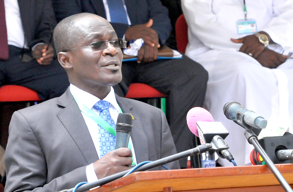 Professor Kwasi Obiri-Danso