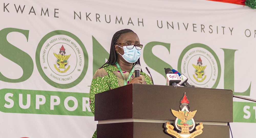 Professor (Mrs.) Rita Akosua Dickson