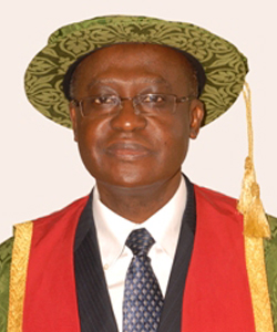 Professor Peter Donkor