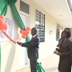 Vice-Chancellor Commissions Projects