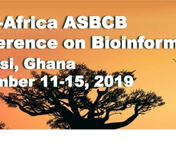 ISCB Africa ASBCB Conference on Bioinformatics, 2019