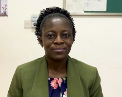Professor (Mrs.) Veronica Millicent Dzomeku
